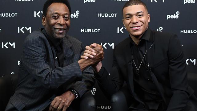 Le jeune Kylian Mbappé a «la capacité de résoudre le jeu», comme le dit le légendaire footballeur brésilien Pelé.