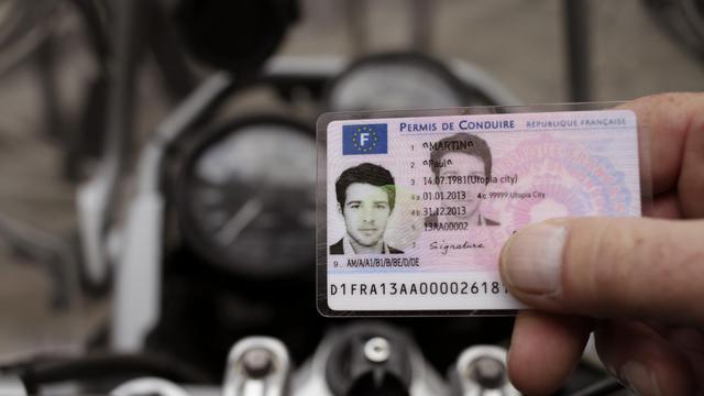 Un permis de conduire temporaire va-t-il voir le jour ?