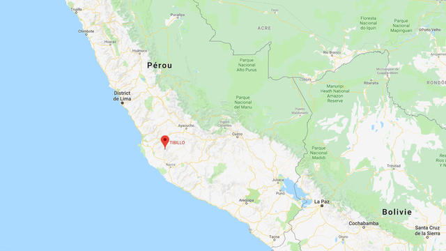 Le petit village péruvien de Tibolli a élu son maire de la plus curieuse des façons.