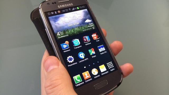 L'appareil n'a pas encore été dévoilé mais se connecte à un smartphone pour une utilisation simple.