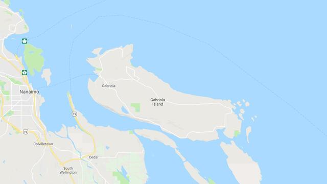 C'est sur une plage de l'île de Gabriola, dans la province canadienne de la Colombie britannique, que le pied chaussé a été retrouvé par un joggeur.