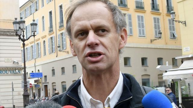 Interpellé en octobre dernier, Pierre-Alain Mannoni est libre depuis vendredi matin