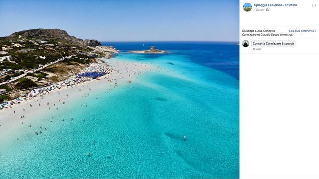 Le tourisme de masse met en péril l'écosystème de la plage.