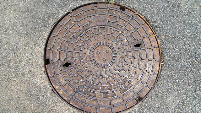 Pourquoi les plaques d'égout sont-elles de forme ronde ? | www ...