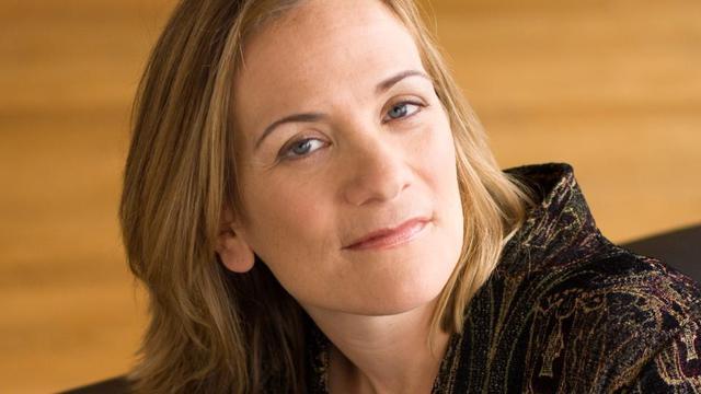 """Tracy Chevalier, auteure du roman """"La dernière fugitive""""."""