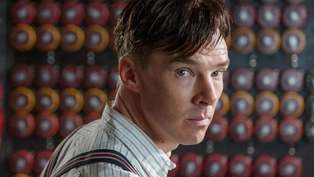 "Benedict Cumberbatch incarne Alan Turing dans ""Imitation Game"" de Morten Tyldum."