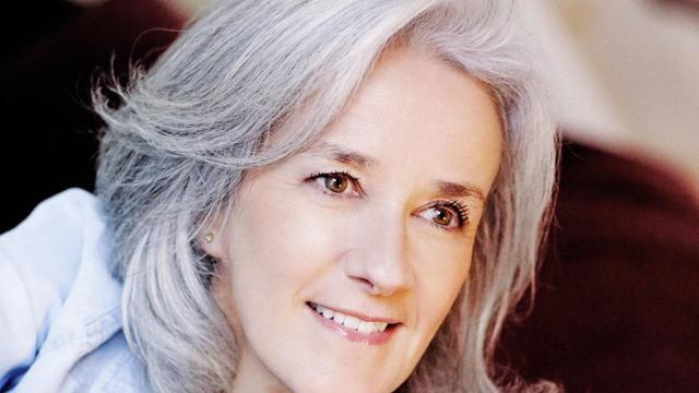 """Tatiana de Rosnay, auteur de la biographie sur Daphné du Maurier """"Manderley for Ever""""."""
