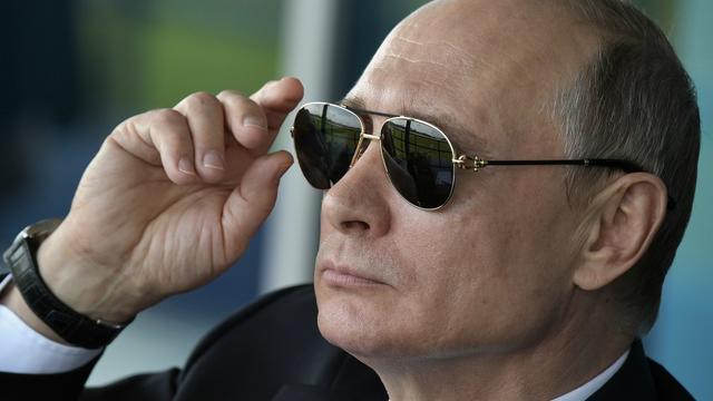 Vladimir Poutine serait l'homme le plus riche de la planète, selon un businessman américain.