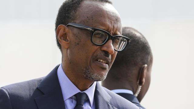 Des proches de l'actuel président rwandais Paul Kagame (ici lors du 17ème sommet des pays francophones à Erevan, le 12 octobre 2018) risquaient d'être renvoyés devant une cour d'assises dans le cadre de cette enquête.