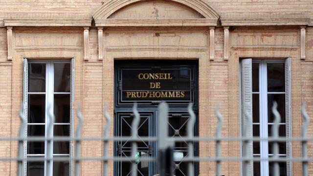 019f50cfb03 La justice prud homale favorise les procédures de conciliation ou de  médiation.  ERIC CABANIS   AFP
