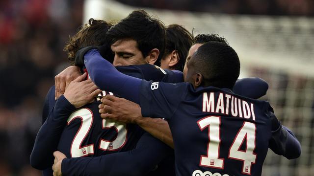 Sans le PSG, le chiffre d'affaires des clubs professionnels français aurait diminué de 3,7%.