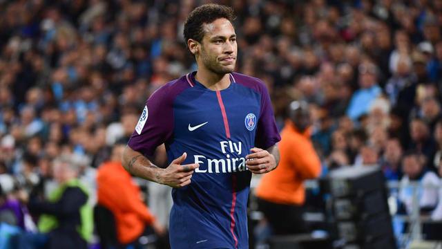 Neymar a été la cible de critiques exagérées, notamment après son expulsion à Marseille.