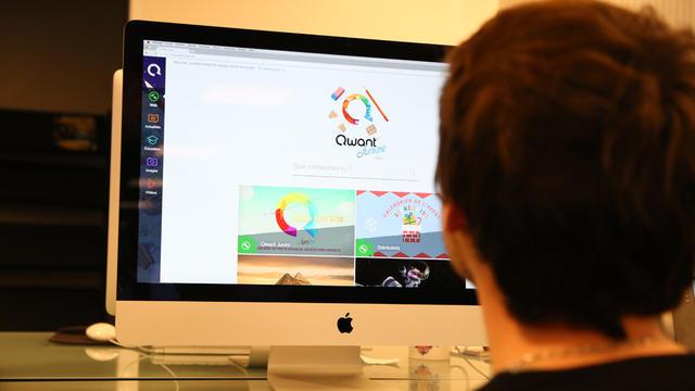 Le moteur de recherche s'adresse aux élèves des écoles et collèges.
