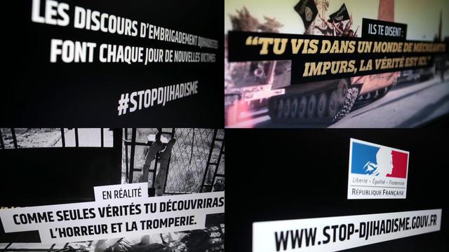 Extrait d'une campagne contre la radicalisation islamiste lancée par le gouvernement en janvier 2015.