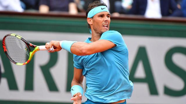 Rafael Nadal n'avait plus perdu un set à Roland-Garros depuis 2015.
