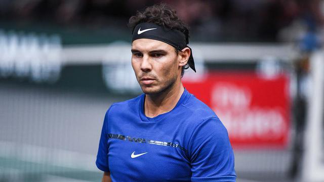 Rafael Nadal n'a jamais inscrit le tournoi des maîtres à son palmarès.