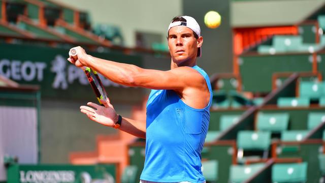 Rafael Nadal va entamer sa quête d'une onzième Coupe des Mousquetaires.