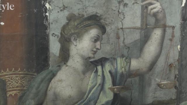 Deux Peintures De Raphael Decouvertes Au Vatican Apres 500 Ans Cnews