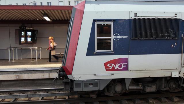 Perdus aux alentours du Stade de France, les supporters s'étaient aventurés par mégarde sur les voies du RER B.