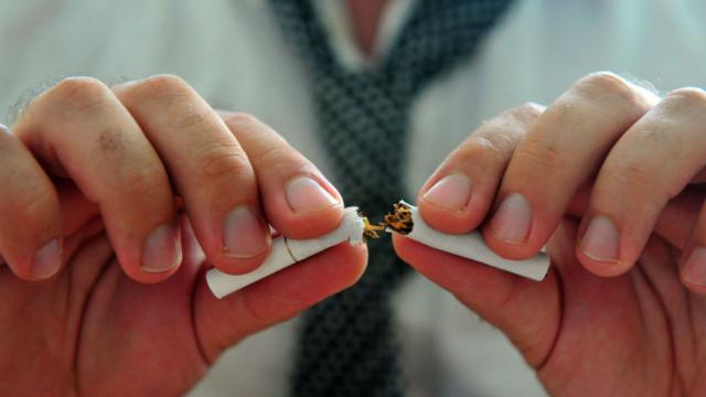 Plus d'un Français sur dix (11 %) dit avoir tenu toutes ses bonnes résolutions, comme par exemple celle d'arrêter de fumer.