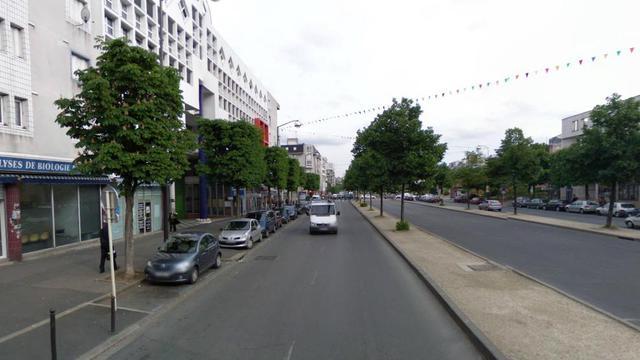 La drame s'est déroulé dans un immeuble de l'avenue Robespierre à Vitry-sur-Seine