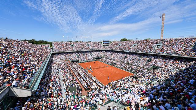 Les rencontres du tournoi sont diffusés par les groupes Eurosport et France Télévisions.