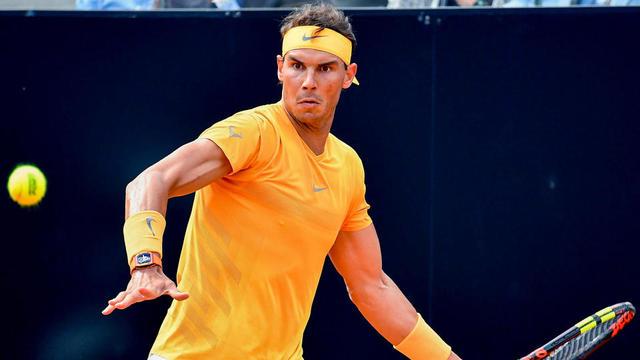 Rafael Nadal n'a perdu qu'une seule de ses vingt rencontres sur terre battue cette saison.