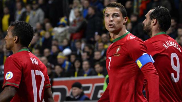 Cristiano Ronaldo souffre de deux blessures distinctes à la jambe gauche.
