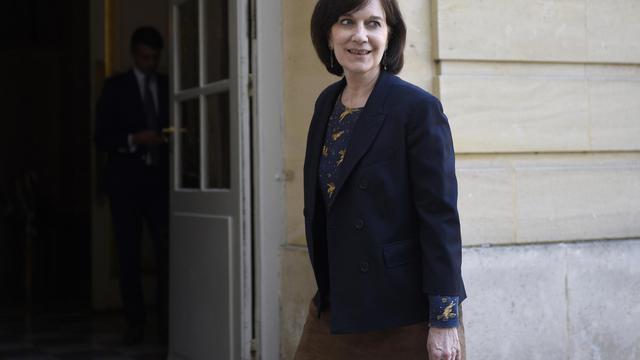 La secrétaire d'Etat chargée de la Famille, Laurence Rossignol.
