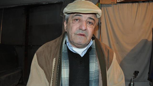 Constantin Reliu, lors du premier procès à Barlad, en mars 2018.