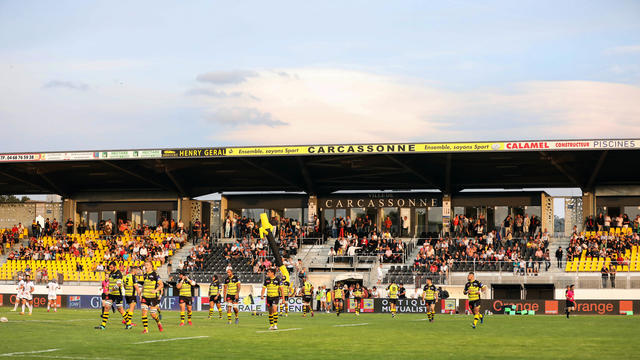 L'US Carcassonne espère faire venir du monde au stade.