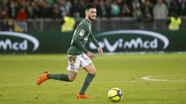 Rémy Cabella et les Verts peuvent espérer terminer à la 5e place du championnat.