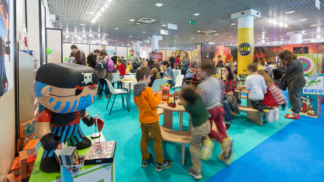 Le festival des jeux de Cannes a attiré un plus grand nombre de joueurs cette année dont les plus jeunes.