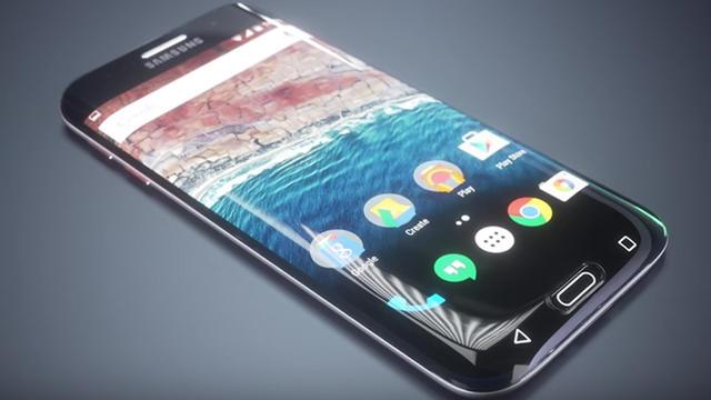 Le designer Martin Hajek a imaginé à quoi pourrait ressembler le Galaxy S7 de Samsung.