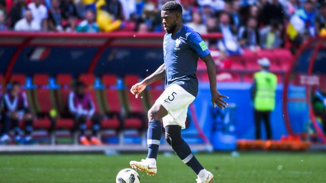 Samuel Umtiti connait une année 2018 compliquée sous le maillot bleu.