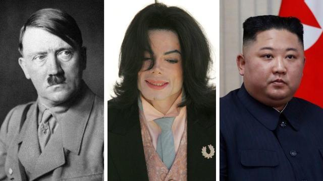 Hitler, Michael Jackson et Kim Jong-un font partie de la liste des candidats au prix Nobel de la paix les plus improbables.