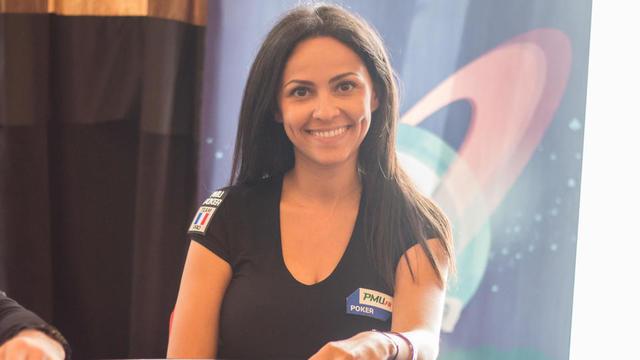 Sarah Herzali fait partie de la Team Pro PMU poker depuis 2016.