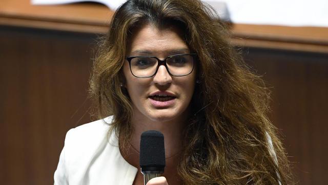 Marlène Schiappa estime que les donateurs de la cagnotte sont «complices».
