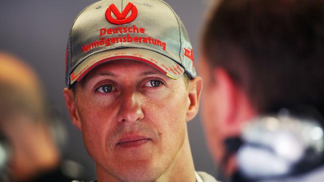 Michael Schumacher poursuit sa convalescence dans sa propriété en Suisse.