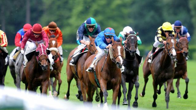 L'hippodrome de Longchamp accueillera huit courses de vitesse et des animations.