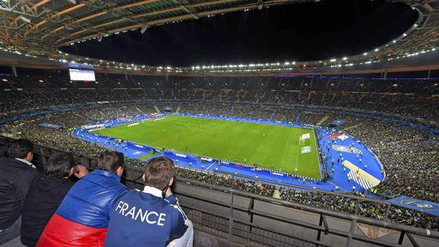 Dépourvus de billets, les terroristes ont été refoulés à l'entrée du stade.