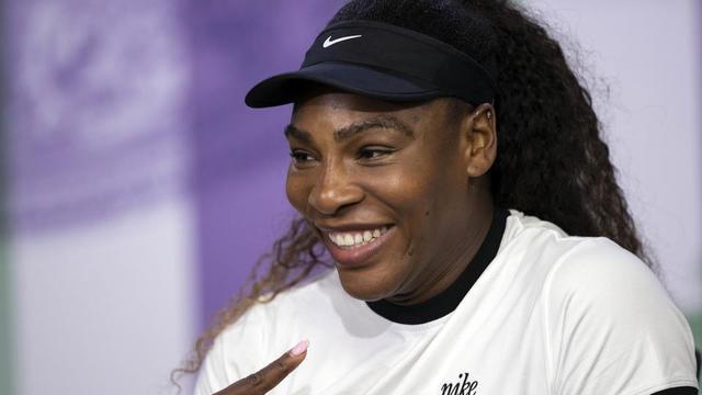 Et à en croire Serena Williams, Meghan Markle et le prince Harry attendraient une fille.
