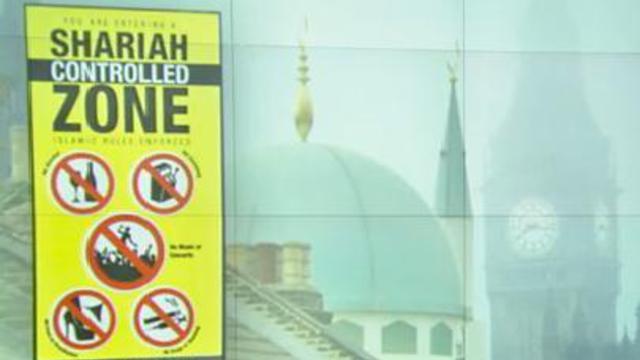 """Cinq membres des """"patrouilles musulmanes"""" ont été arrêtés à Londres"""