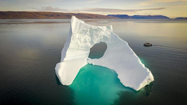 Même si chaque Etat signataire de l'accord de Paris respecte ses promesses, la hausse de la température mondiale atteindra 3,2 °Cd'ici à 2100.