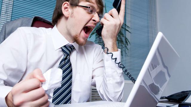 Être raleur au bureau ne serait perçu comme un défaut que par 6% des sondés