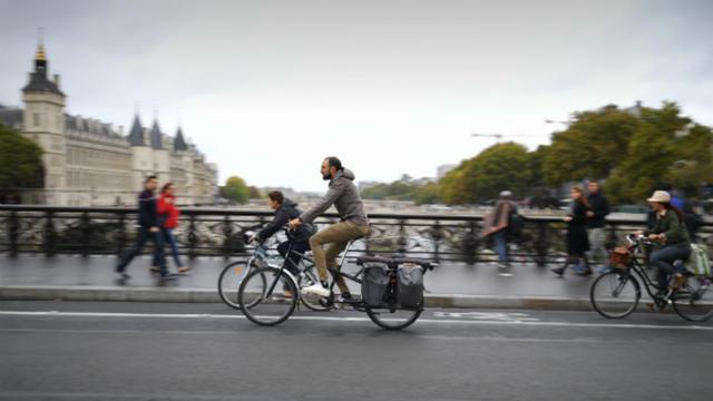 38 % des Franciliens souhaitent pratiquer une activité physique régulière cette année.