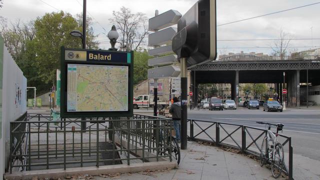 """Résultat de recherche d'images pour """"métro balard paris 15"""""""
