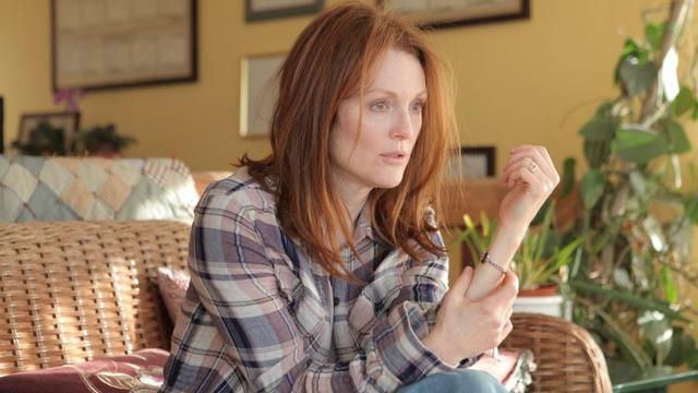 "Julianne Moore dans le film ""Still Alice"" de Richard Glatzer et Wash Westmoreland."
