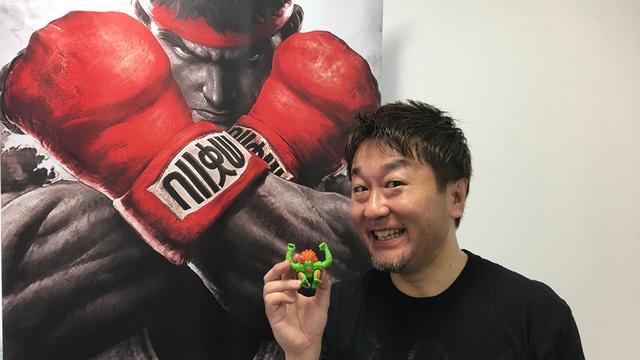 Yoshinori Ono a travaillé sur de nombreux jeux chez Capcom dont la série Resident Evil, Onimusha et Monster Hunter.