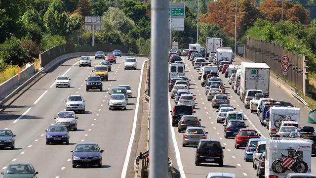 Le comportement des autres automobilistes est le principale facteur de stress.